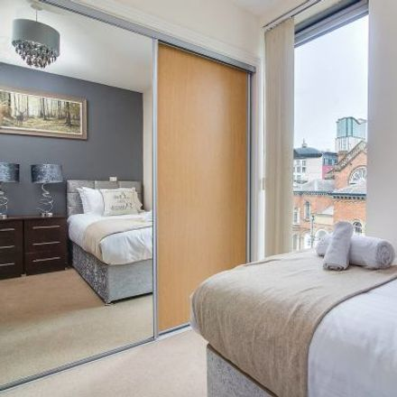 Rent this 3 bed apartment on The Spires in Commercial Street, Birmingham B1