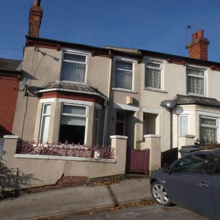 Rent this 2 bed house on Fairfield Street in Lincoln LN2 5NE, United Kingdom