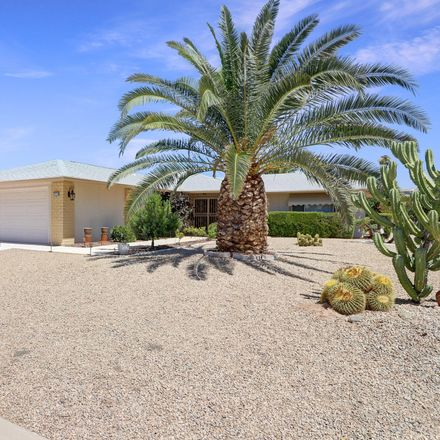 Rent this 2 bed house on 12718 W Allegro Dr in Sun City West, AZ