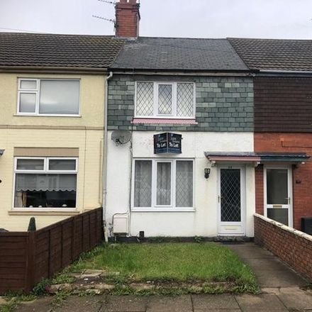 Rent this 3 bed house on Sidney Road in Bradley DN34 4AU, United Kingdom