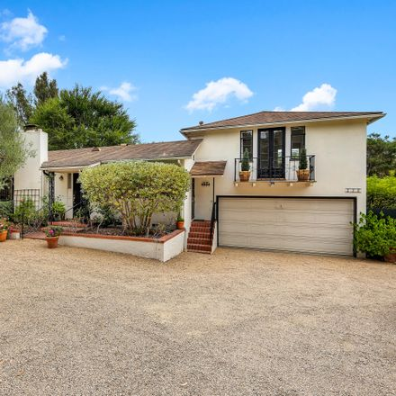 Rent this 4 bed house on 236 Hot Springs Road in Montecito, CA 93108