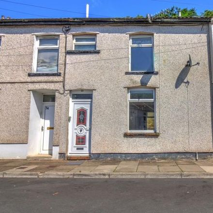 Rent this 2 bed house on Bailey Street in Wattstown, CF39 0RA
