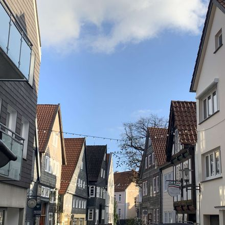 Rent this 3 bed apartment on Detmold in NORTH RHINE-WESTPHALIA, DE