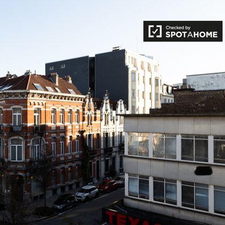Rent this 0 bed apartment on Rue Washington - Washingtonstraat 63 in 1050 Ixelles - Elsene, Belgium