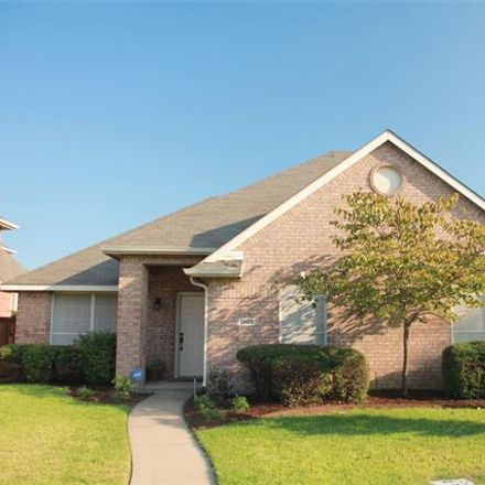 Rent this 3 bed house on 1005 Calgary Court in Lewisville, TX 75077
