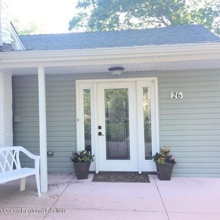 Rent this 2 bed loft on 26 Tall Timber Drive in Brick Township, NJ 08723