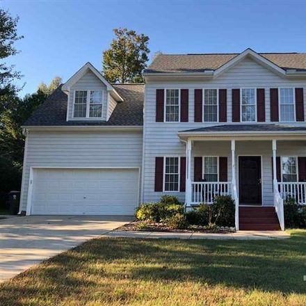 Rent this 4 bed house on 102 Cabin Wood Court in Apex, NC 27502