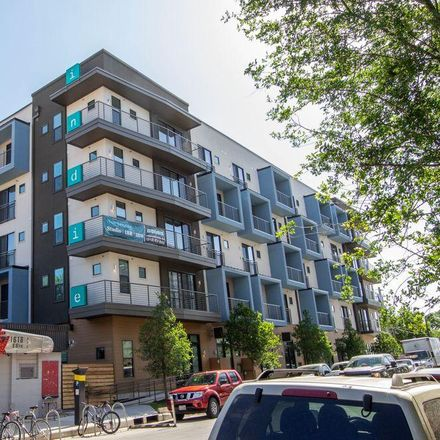 Rent this 2 bed apartment on 1630 E 6th St in Austin, TX 78702