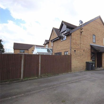 Rent this 2 bed house on St Marys Close in Marston Moretaine MK43 0QZ, United Kingdom
