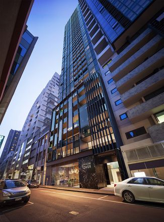 Rent this 1 bed apartment on 3101/296 Little Lonsdale Street