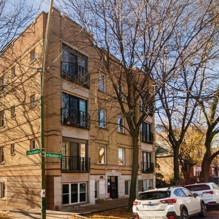 Rent this 2 bed condo on 2601-2603 West Haddon Avenue in Chicago, IL 60622