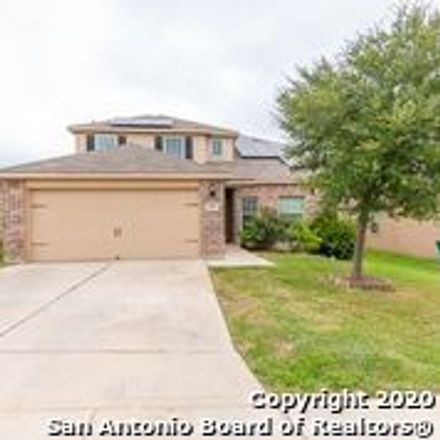 Rent this 4 bed house on Flower Meadow in San Antonio, TX