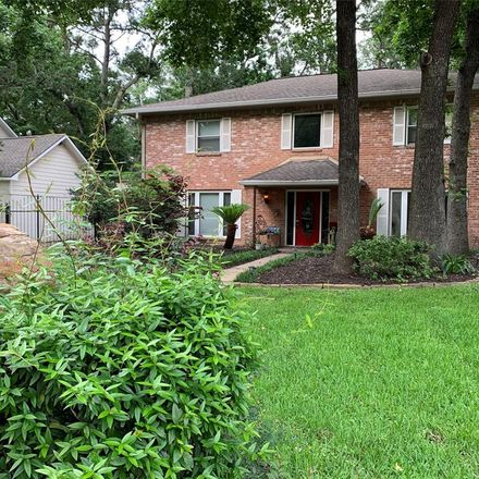 Rent this 4 bed house on Carelia Ln in Spring, TX