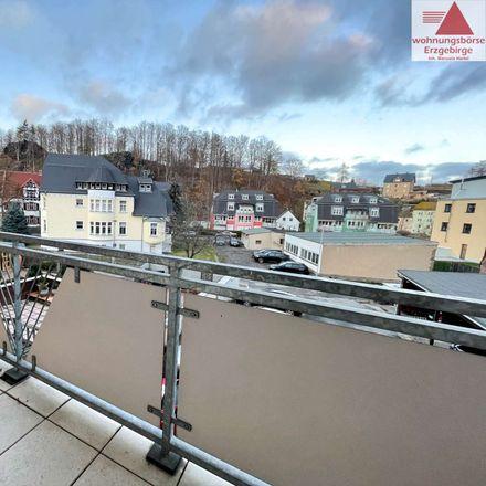 Rent this 2 bed apartment on Schwarzenberg/Erzgebirge in Bermsgrün, SAXONY