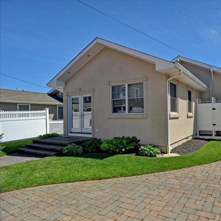 Rent this 2 bed apartment on 408 4th Avenue in Bradley Beach, NJ 07720