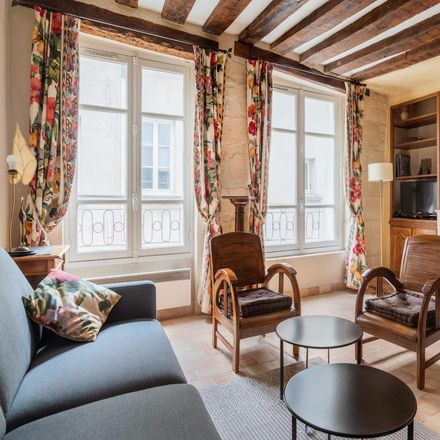 Rent this 1 bed apartment on 20 Rue Laplace in 75005 Paris, France