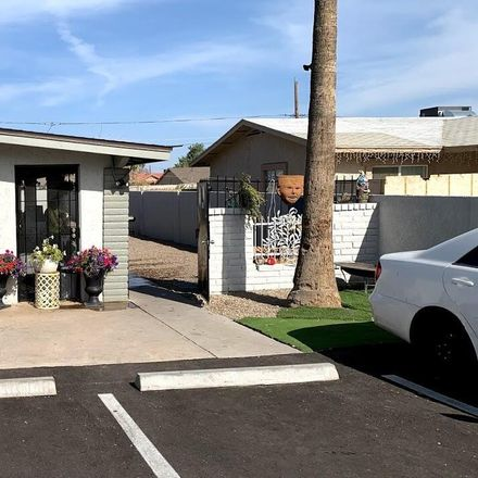Rent this 2 bed apartment on 13913 North Palm Street in El Mirage, AZ 85335