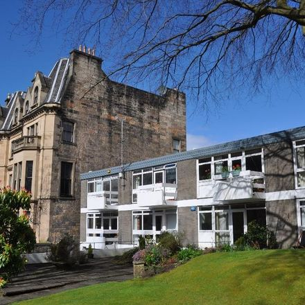 Rent this 2 bed apartment on Westbourne Gardens Lane in Glasgow G12 9PB, United Kingdom