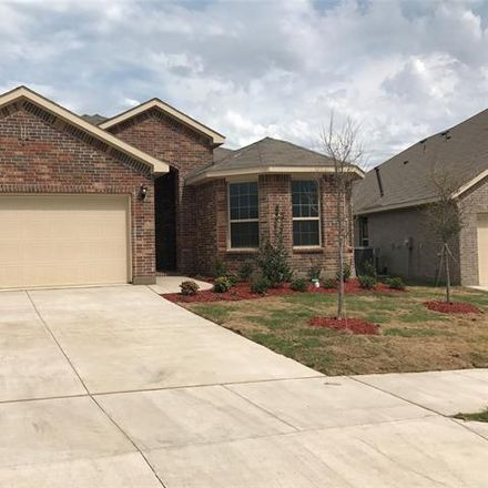 Rent this 4 bed house on 2821 Saddle Creek Drive in Fort Worth, TX 76177