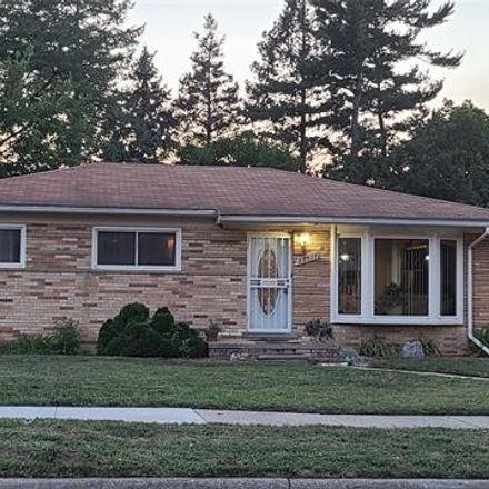 Rent this 3 bed house on 20517 Sunderland Road in Detroit, MI 48219