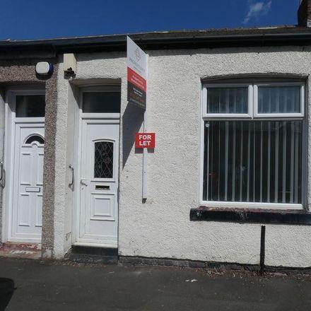 Rent this 2 bed house on Garfield Street in Sunderland SR4 6NL, United Kingdom
