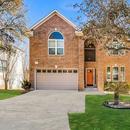 Rent this 3 bed house on 606 Mesa Loop in San Antonio, TX 78258