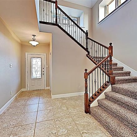 Rent this 3 bed house on 691 Westport Drive in Fate, TX 75189