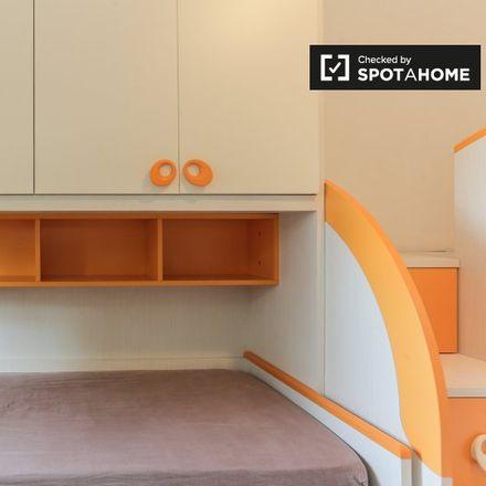 Rent this 2 bed apartment on Chiesa di San Leonardo da Porto Maurizio in Via Mario Borsa, 20016 Milan Milan