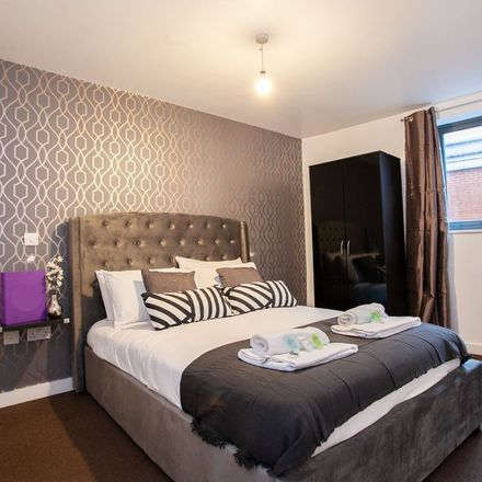 Rent this 2 bed apartment on The Works ApartHotel in 33 Withy Grove, Manchester