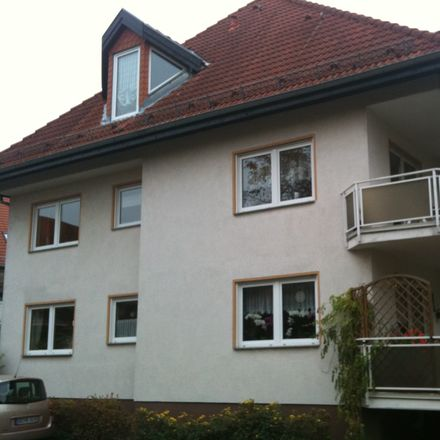 Rent this 1 bed apartment on Wilhelm-Busch-Straße 9b in 01219 Dresden, Germany