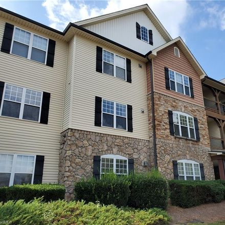 Rent this 2 bed condo on 4762 Tatton Park Circle in Winston-Salem, NC 27103