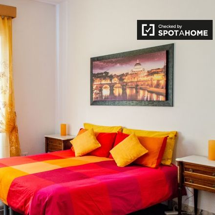 Rent this 3 bed room on La Ruota in Via Angelo Emo, 00165 Rome RM