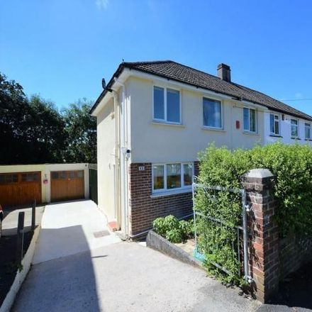 Rent this 3 bed house on Torridge Road in Colebrook Village, PL7 2DQ