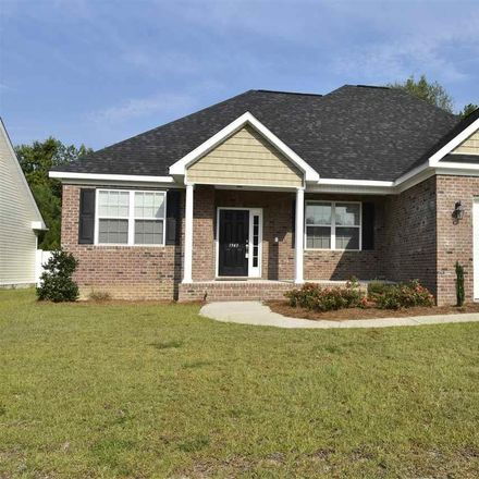 Rent this 3 bed house on 1943 Horlbeck Street in Deerfield, SC 29505