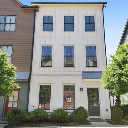 Rent this 3 bed townhouse on 760 Winton Way in Atlanta, GA 30312