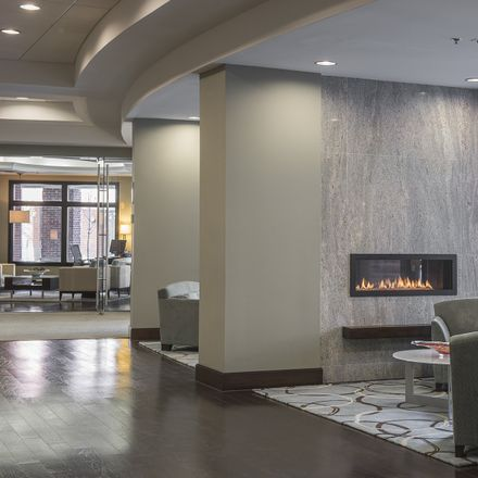 Rent this 1 bed apartment on Humana Waterside Building in 101 East Main Street, Louisville