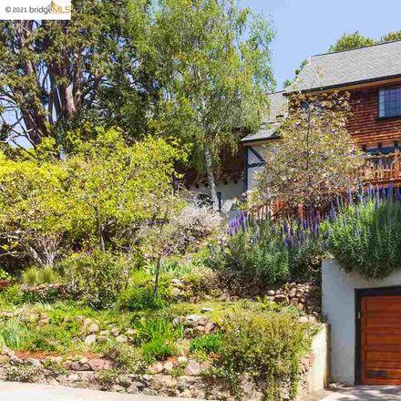 Rent this 3 bed house on 741 Santa Barbara Road in Berkeley, CA 94707