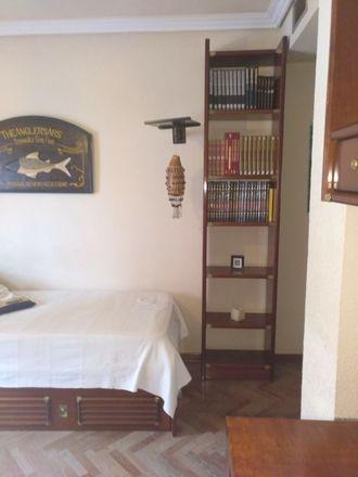 Rent this 3 bed room on Calle Gaspar Pérez de Villagrán in 41007 Sevilla, España