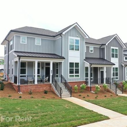 Rent this 2 bed townhouse on Fairmont Dr in Waxhaw, NC