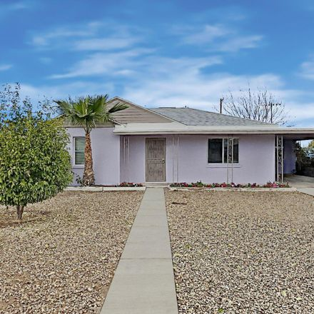 Rent this 3 bed house on 144 S Temple St in Mesa, AZ 85204