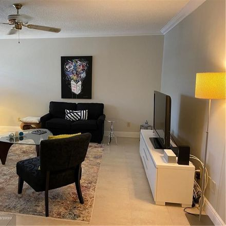Rent this 1 bed condo on NE 9th St in Fort Lauderdale, FL