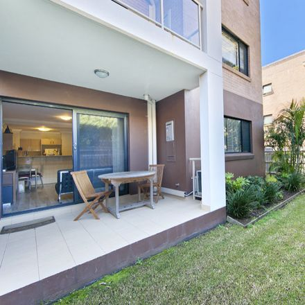 Rent this 2 bed apartment on 3/2-10 Hawkesbury Avenue