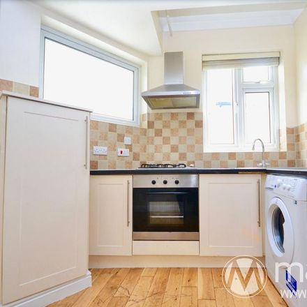 Rent this 1 bed apartment on The Minster Junior School in Warrington Road, London CR0 4BH