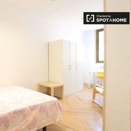 Rent this 11 bed apartment on Calle de Alberto Aguilera in 9, 28015 Madrid