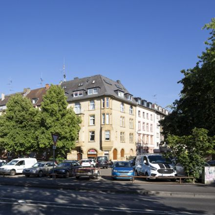 Rent this 3 bed apartment on Ludwigsplatz 2 in 55252 Wiesbaden, Germany