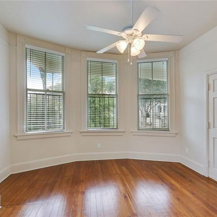 Rent this 3 bed apartment on 8007 Panola Street in New Orleans, LA 70118