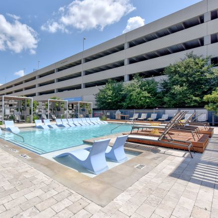 Rent this 2 bed apartment on The Standard At Domain in Domain Drive, Austin