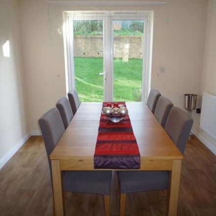 Rent this 6 bed house on Nyth yr Eos in Rhoose CF62 3LG, United Kingdom