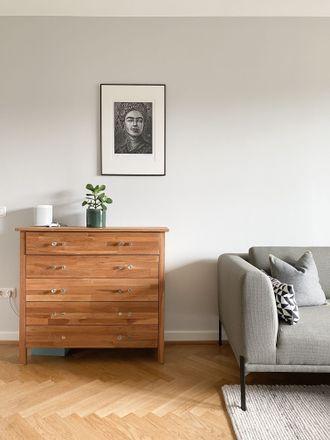 Rent this 1 bed apartment on Hermann-Behn-Weg 6 in 20146 Hamburg, Germany