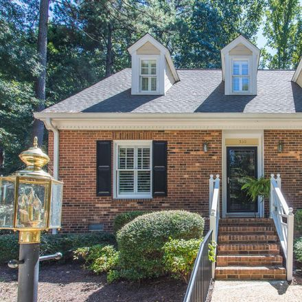 Rent this 3 bed townhouse on 530 Weathergreen Drive in Raleigh, NC 27615